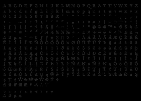 RP - Fonts - Larish Alte